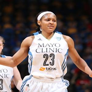 Maya Moore's Top 10 Plays of the 2014 WNBA Season