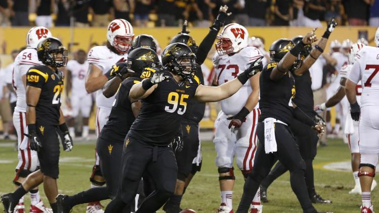 Sun Devils get marquee win over Wisconsin