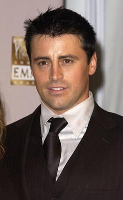 Matt LeBlanc Emmy Awards - 9/22/2002