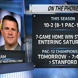 Todd Graham on Pac-12 Championship