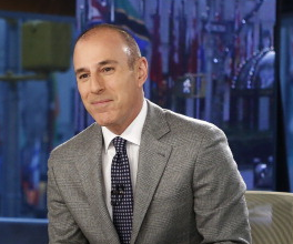 How Matt Lauer Became the $25 Million Man