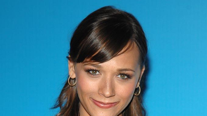 Rashida Jones at the 2007 FOX UpFront .