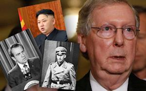 How Bad Was the McConnell Recording? Watergate Bad or Gestapo Bad?
