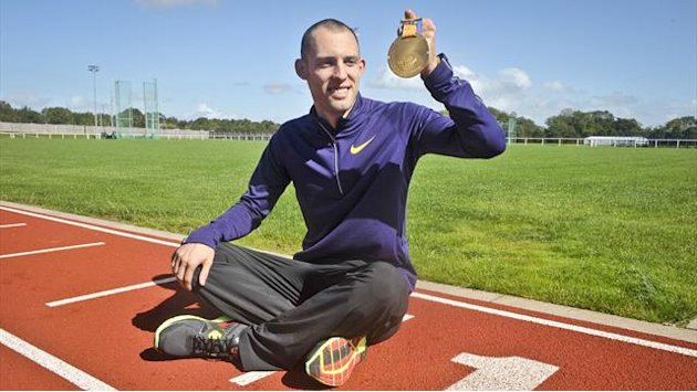 Athletics - Greene 'stronger than ever' ahead of world defence