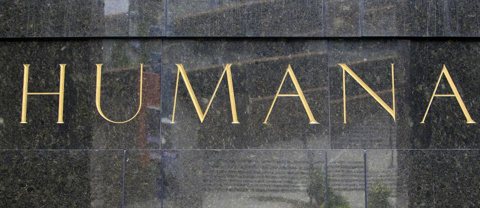 Humana reports 21 percent drop in 1Q profit