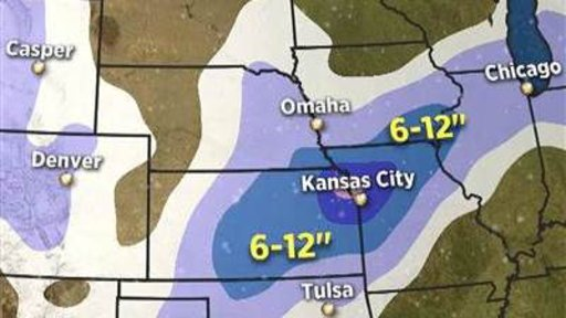 Kansas City Could Be Bull's-eye …