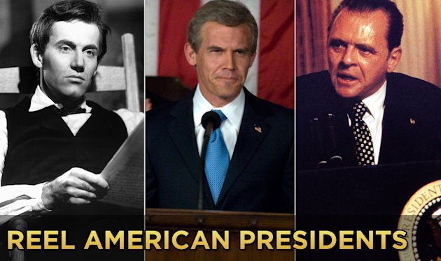 Reel American Presidents Title Card