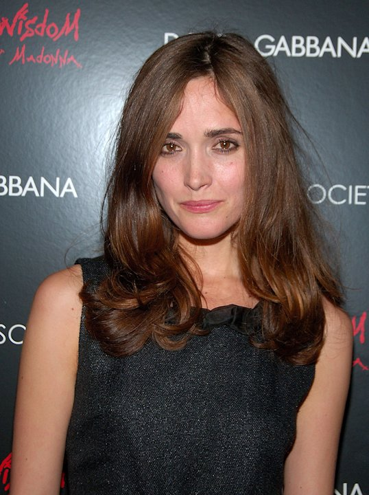 Filth and Wisdom NY premiere 2008 Rose Byrne