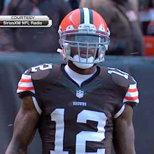 Cleveland Browns safety Donte Whitner on wide receiver Josh Gordon: 'We have to help him'