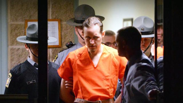 Alleged Pennsylvania cop killer Eric Frein captured after 7-week manhunt