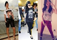 It's pretty tough keeping up with Rihanna's ever changing sartorial and beauty choices. From platinum blonde to