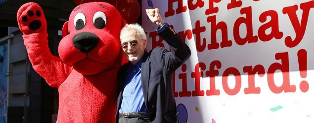 Clifford the Big Red Dog creator dies at 86