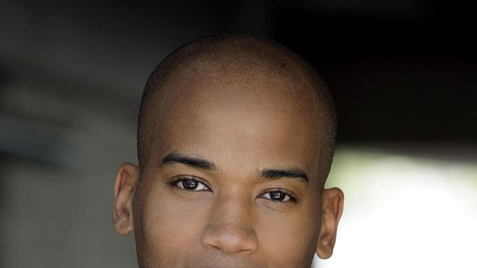 "Adam Jamal Craig stars as Dominic Vail in ""NCIS: Los Angeles."""