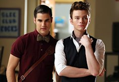 Darren Criss and Chris Colfer | Photo Credits: Adam Rose/FOX