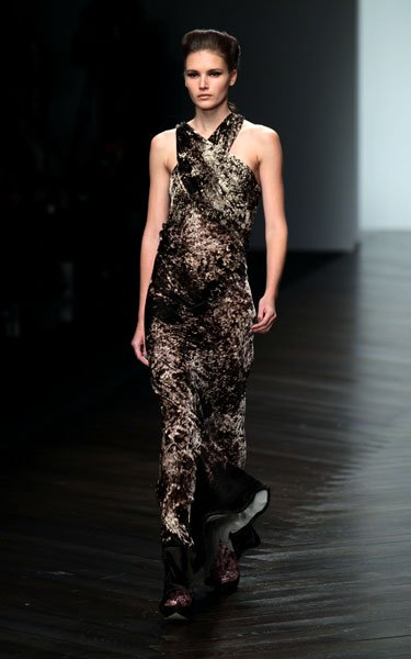 LFW AW13: Maria Grachvogel  PA