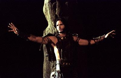 Peter Facinelli as Prince Takmet in Universal's The Scorpion King