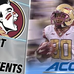 Jameis Winston Connects With Rashad Greene for Long TD   ACC Must See Moment