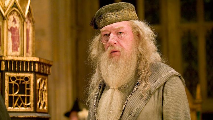 Harry Potter and the Goblet of Fire 2005 Warner Bros. Pictures Michael Gambon