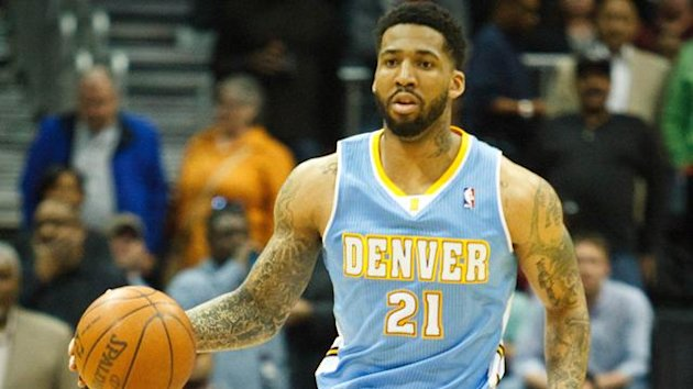 2010-11 NBA Wilson Chandler Denver Nuggets AP/LaPresse