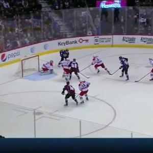 Cam Ward Save on Matt Duchene (10:09/3rd)