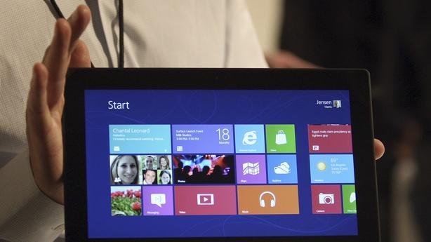 Windows 8 Is Watching You