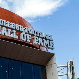 Inside The New College Football Hall Of Fame