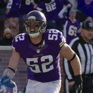 NFL Rush: Minnesota Vikings linebacker Chad Greenway breaks down film