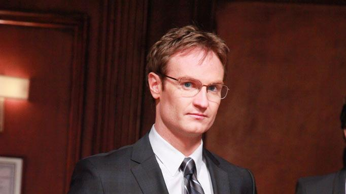 "Josh Lawson stars as Doug in ""House of Lies."""