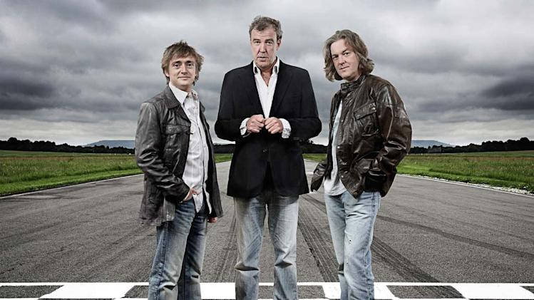 "The cast of ""Top Gear."""