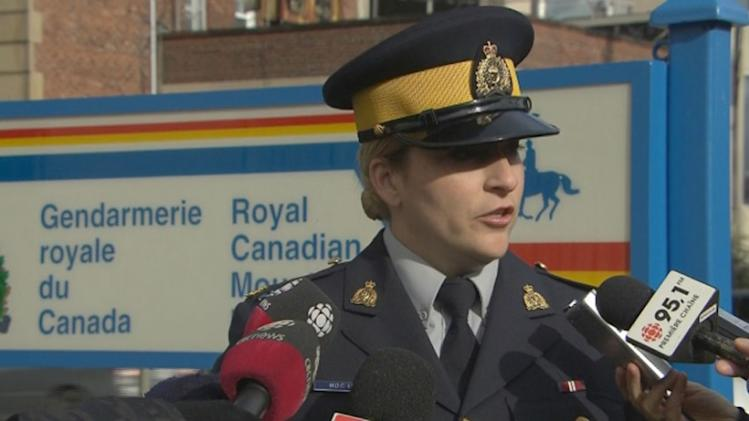 RCMP Cpl. Caroline Letang said the RCMP worked with local police forces in Toronto and Montreal, as well as Canada Border Services, Homeland Security and the U.S. Federal Bureau of Investigation to carry out the investigation.