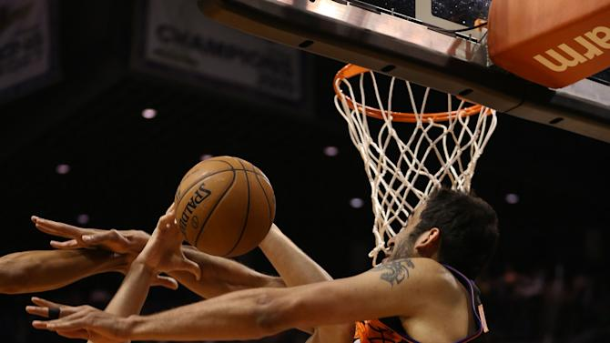 NBA: Brooklyn Nets at Phoenix Suns