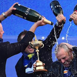 Ryder Cup 2014: Europe Eases to Third Straight Win