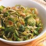 Sautéed Brussels Sprouts with Caraway
