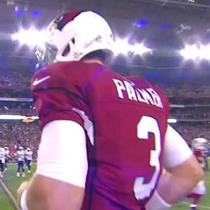 NFL NOW: How Serious is Carson Palmer's Injury?