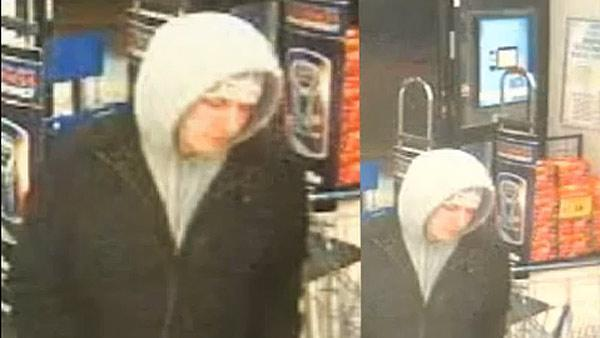Surveillance video released of pharmacy robbery