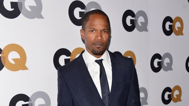 ET Exclusive: Jamie Foxx Not Dating Katie Holmes