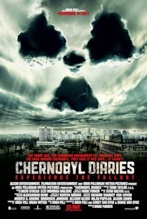 Poster of Chernobyl Diaries