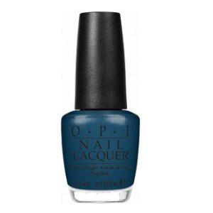 OPI's Ski Teal We Drop