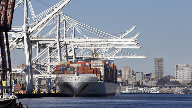 Ahead of the Bell: US trade gap