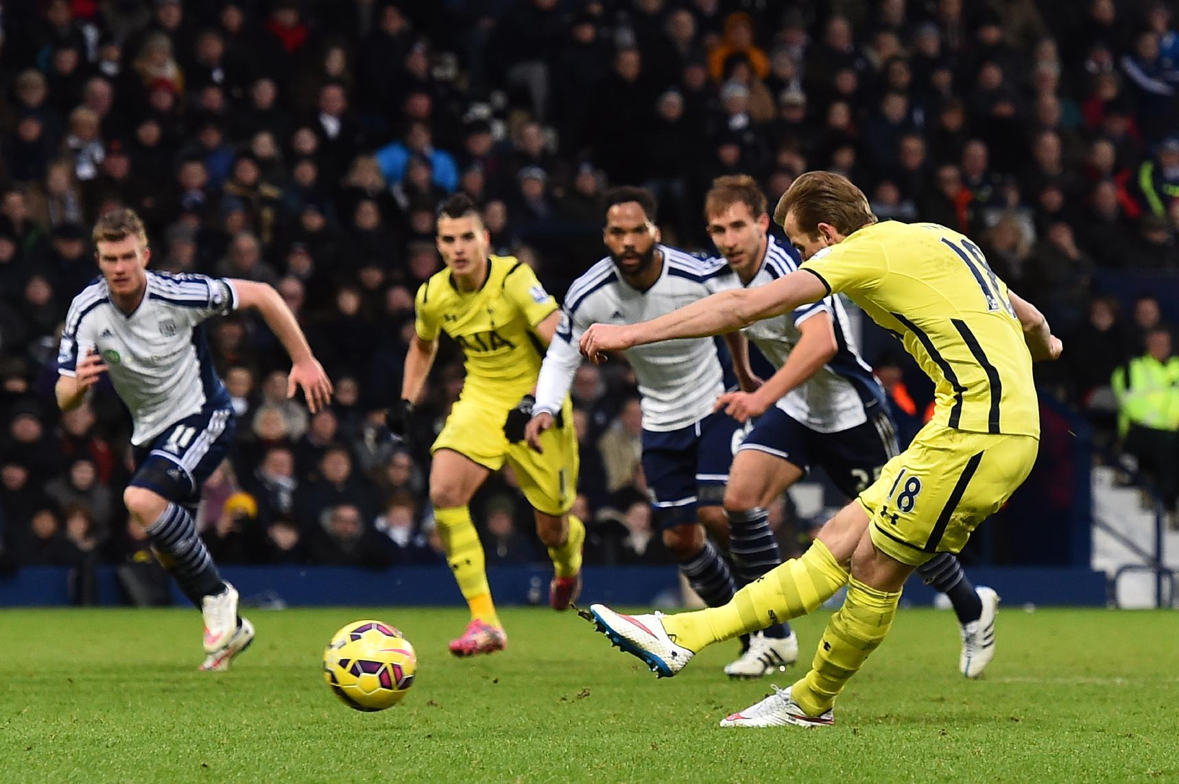 Kane double inspires Spurs