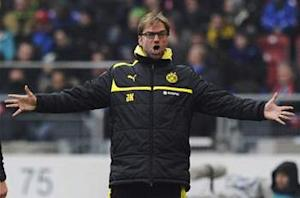 Klopp: Bayern won't beat us like it beat Juventus and Barca