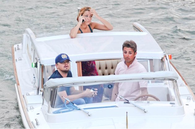 Lively Dicaprio Italy