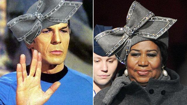 Aretha Franklin's Hat Lives On