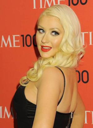 Christina Aguilera attends the 2013 Time 100 Gala at Frederick P. Rose Hall, Jazz at Lincoln Center, New York City, on April 23, 2013 -- Getty Images