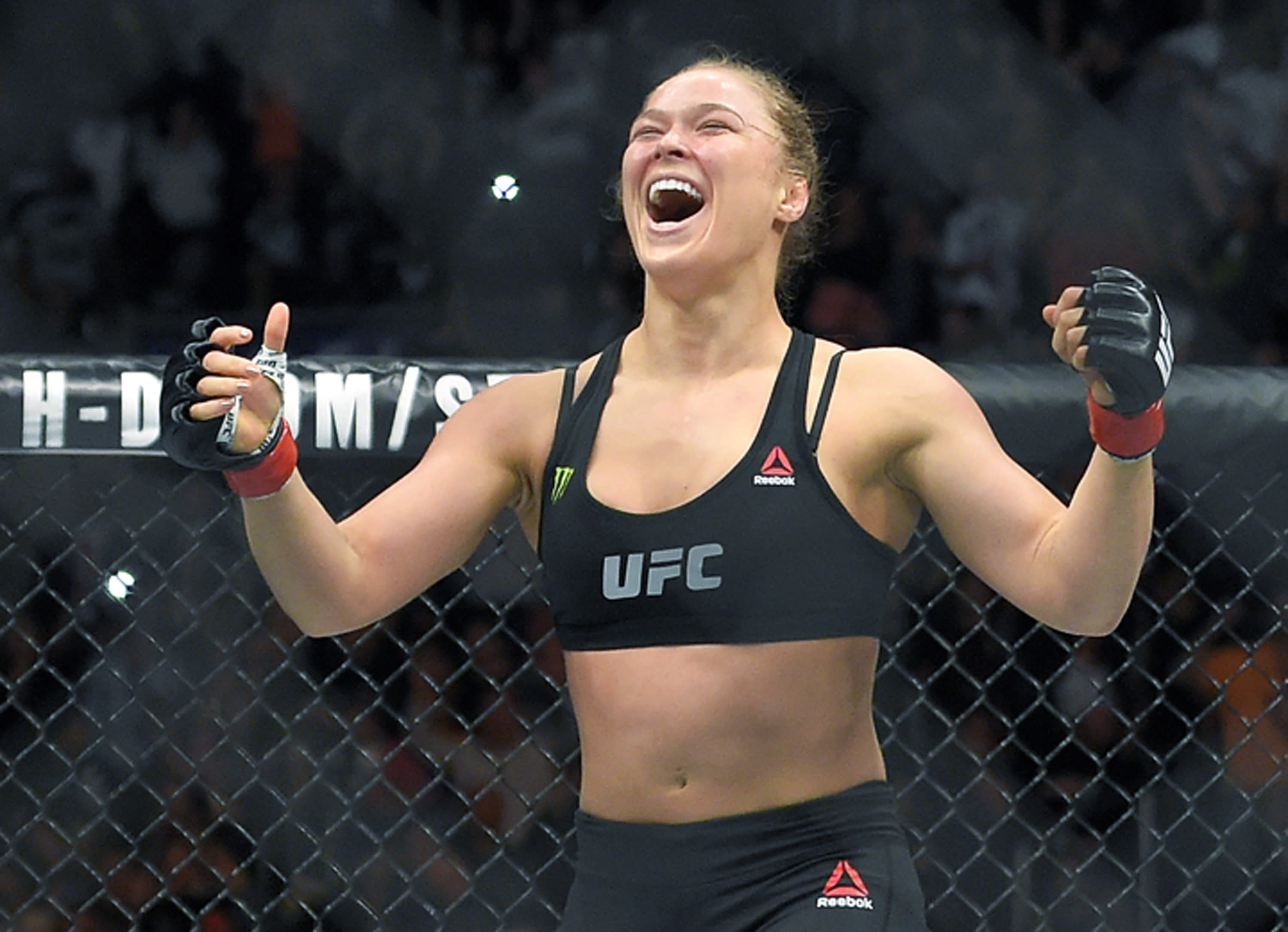 UFC's Reebok deal will pay fighters based on cage experience