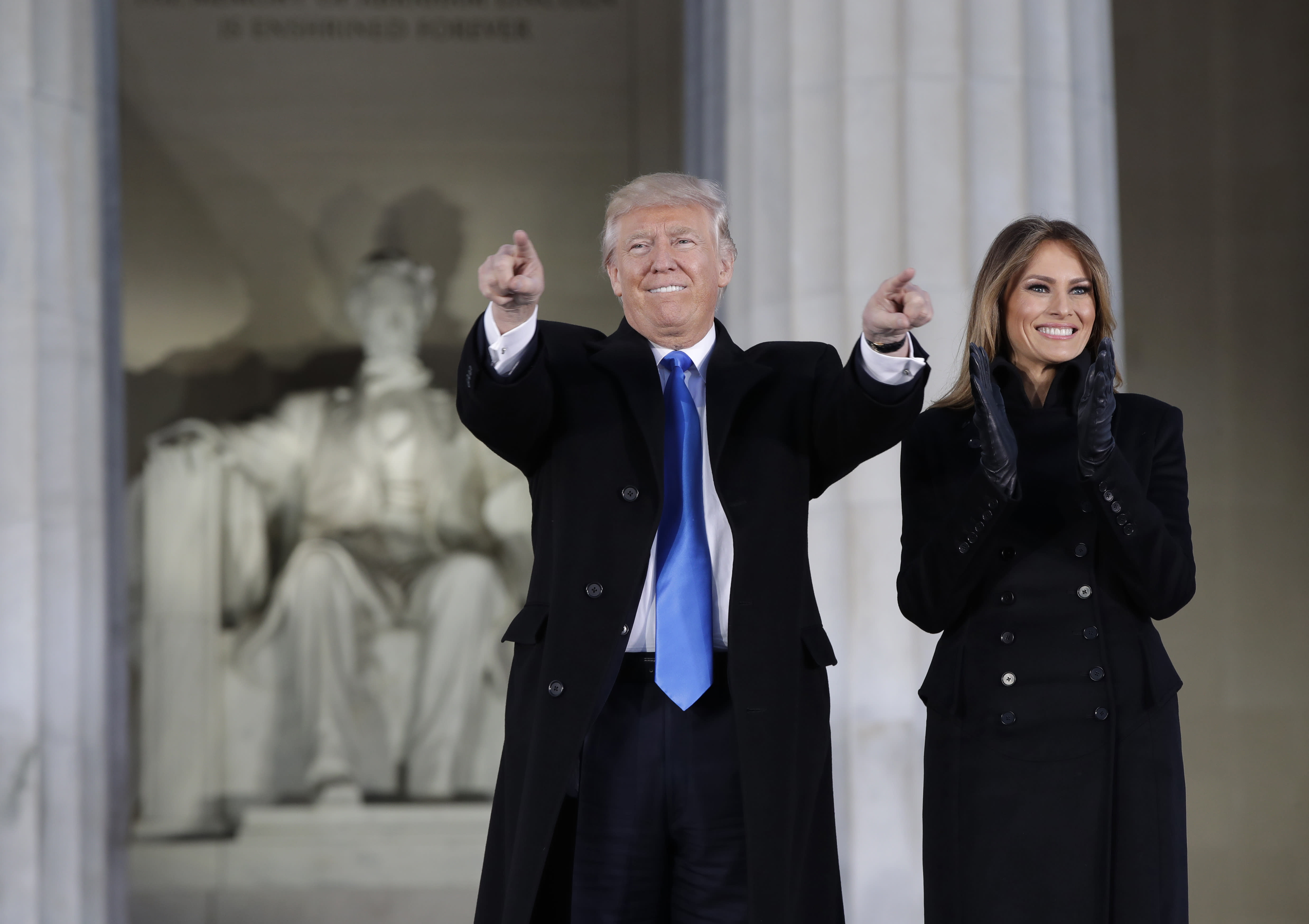 Trump gets sworn in — What you need to know in markets on Friday