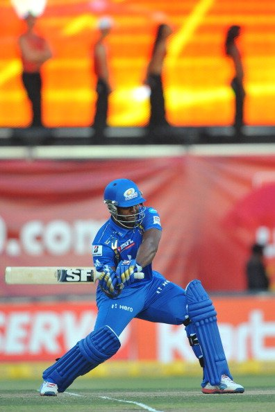 CLT20 2012 - Highveld Lions v Mumbai Indians
