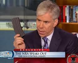 NBC News' David Gregory Investigated Over Gun Magazine Use On 'Meet The Press'