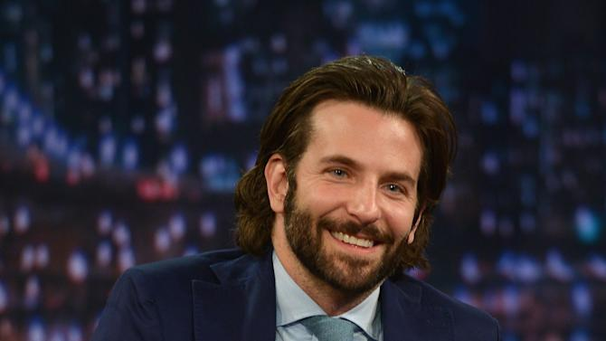 "Bradley Cooper Visits ""Late Night With Jimmy Fallon"""