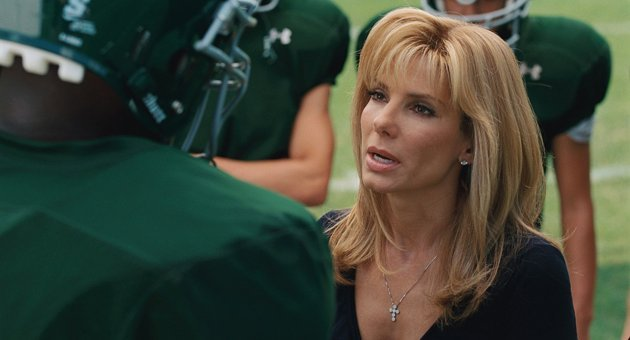 Sandra Bullock in 'The Blind Side'
